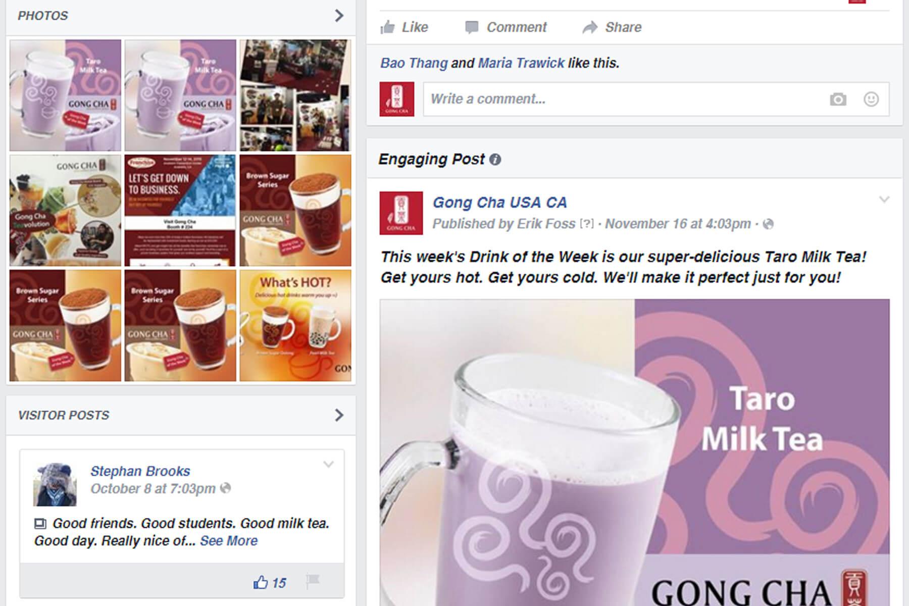 Milk tea SWOT Analysis