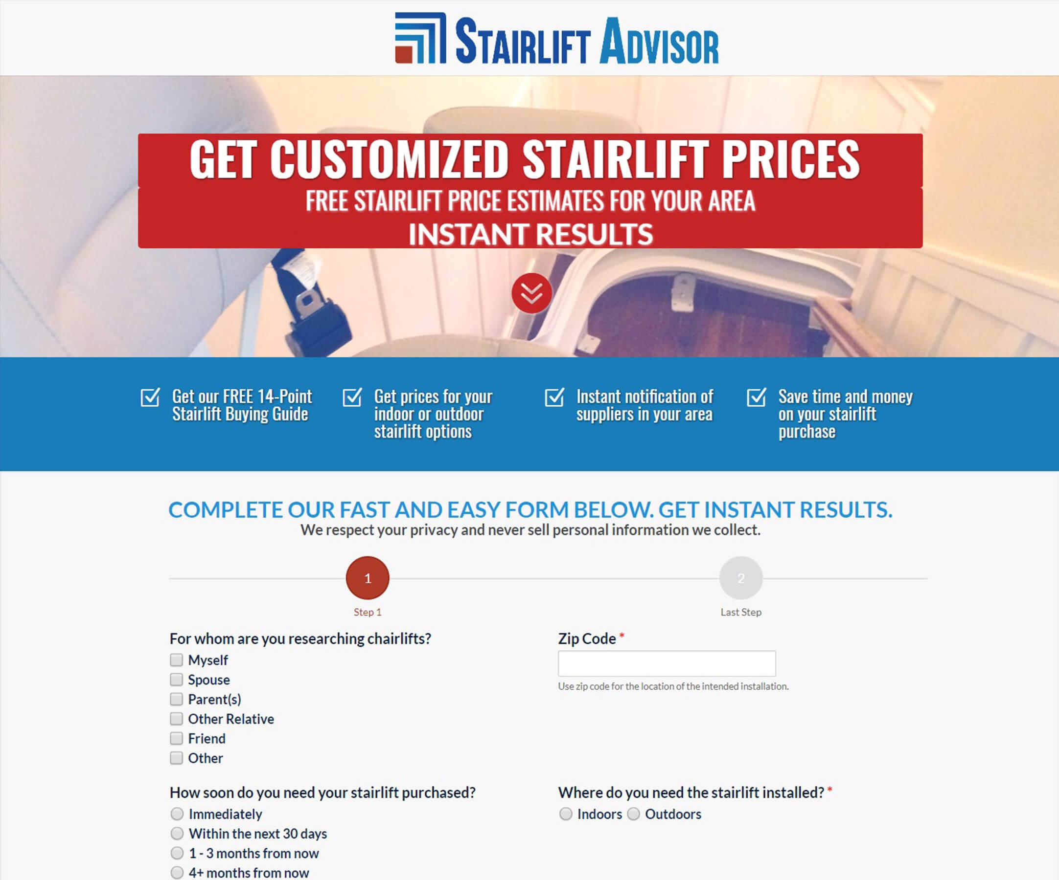 Stairlift Advisor 1-1