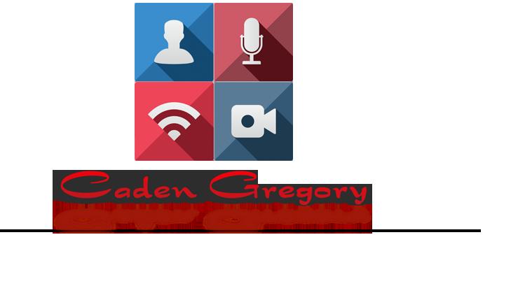 Caden Gregory Branding Logo Design