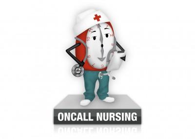 ONCALL-NURSING-LOGO