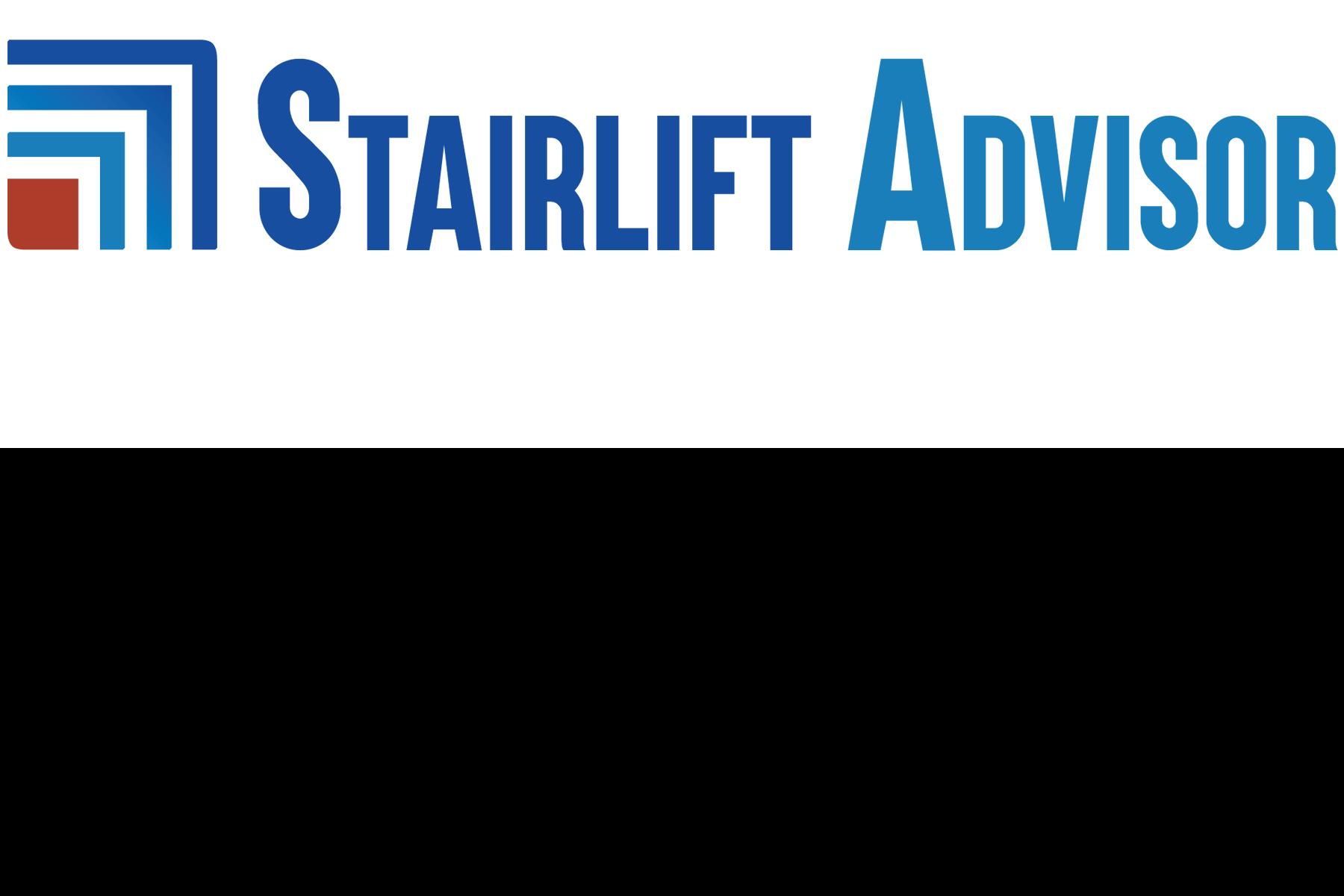 STAIRLIFT ADVISOR - LOGO DESIGNED BY FOSS MARKETING GROUP - MARKETING & ADVERTISING COMPANY - ROSEVILLE - SACRAMENTO CA
