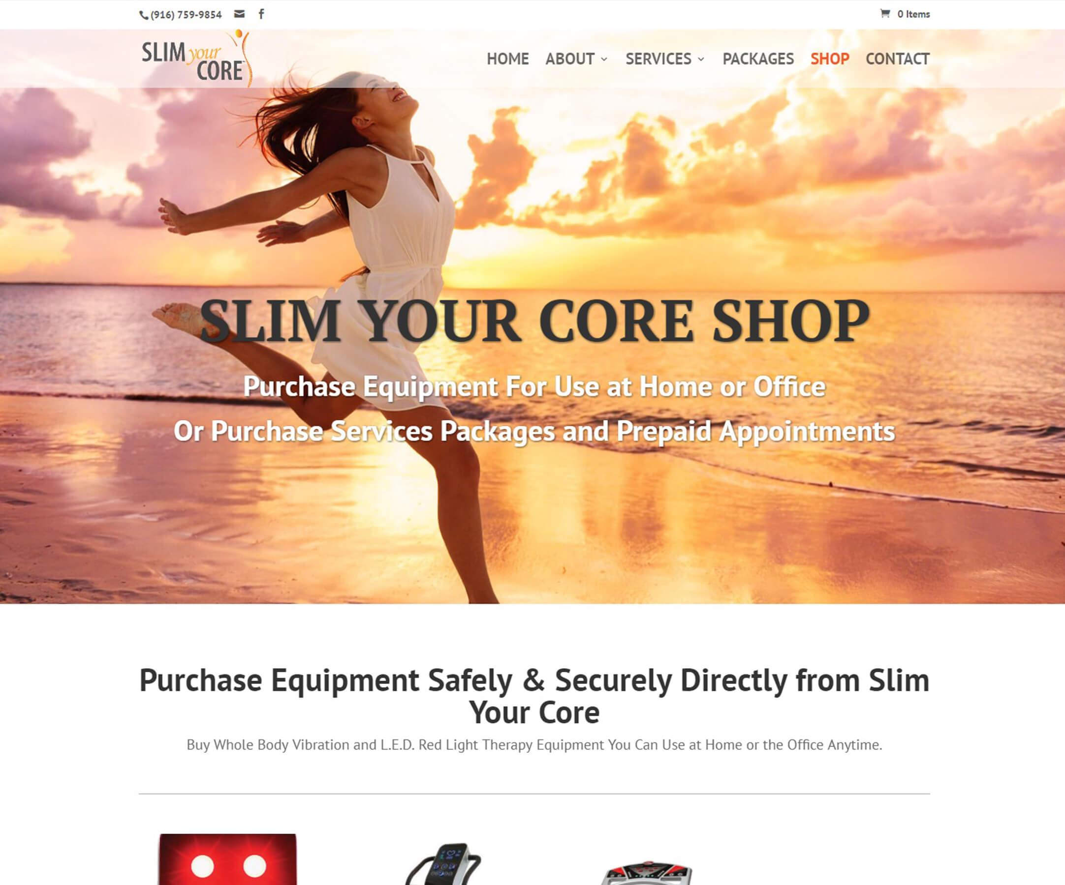 Slim Your Core Shop 1